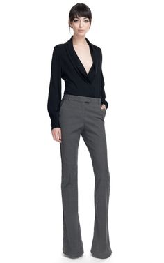Shop Rachel Flare Jean by Rachel Zoe for Preorder on Moda Operandi