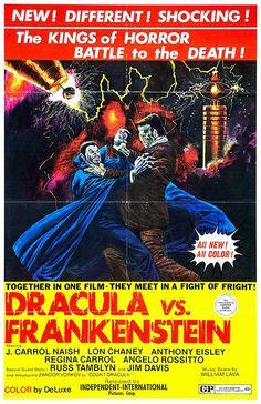 Dracula Vs Frankestein (1972)