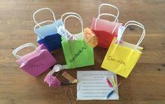 Abschiedsgeschenk für Eure #Schüler: Friendship Bags #Abschied #Schule #Grundschule #Schuljahr #Lehrer #Lehrerin #Geschenk