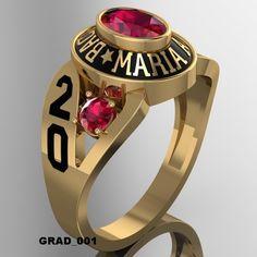 Anillos De Graduacion Kawaii Girl Drawings, Mens Gemstone Rings, Gents Ring, Rolex, Family Ring, Jewelry, 3d, Jewelry Rings, Silver Rings
