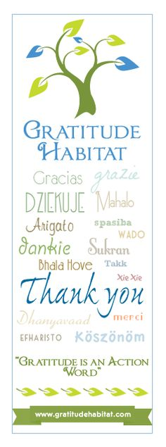 Thank you!! Worlds of Gratitude! Visit us at: www.GratitudeHabitat.com #gratitudelanguages #gratitudehabitat