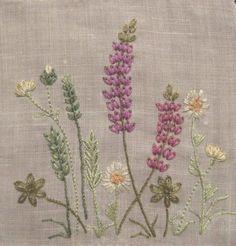 Embroidery Stitchery Beautiful Image Only. jwt