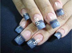 como pintar las uñas con efectoazucar - Buscar con Google