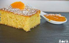 Bizcocho de mandarinas 2-1