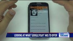 WEST MICHIGAN -- FOX 17 and Casey Cochran with Imperial Computer Solutions look at streaming services Google Play and Spotify in this installment of Tech Tuesday.