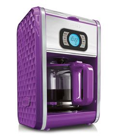 Bella Electric Coffee Maker : 1000+ images about Pink and Purple Party on Pinterest Pink cars, Pink dress and Pink cadillac