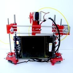 Portabee 3D Printer: Why yes, that is a fully-functional 3D Printer I just pulled out of my briefcase!