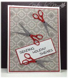 Sending Holiday Shears