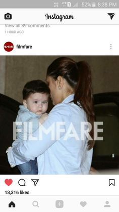 Karena Kapoor, Taimur Ali Khan, Kareena Kapoor Khan, Celebs, Celebrities, Cute Babies, Kids Fashion, Bollywood, Couple Photos