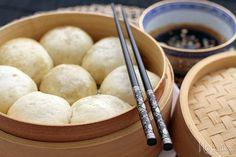 Chinese dumplings Chinese Dumplings, I Foods, Bread, Cheese, Brot, Breads, Bakeries