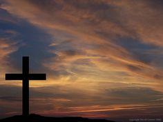 Christian wallpaper desktop background cross sky 80,000 plus views, via Flickr.