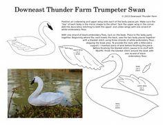 Paper Swan!
