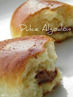 A recipe for Bollycaos! Mexican Sweet Breads, Mexican Bread, Biscuit Bread, Pan Bread, Donuts, Crepes, Baking Recipes, Dessert Recipes, Delicious Desserts