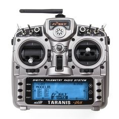 Details This is the FrSky Taranis RC X9D Plus radio system. The radio also includes a Haptic Vibration Feedback System which provides an alternative feedback system to the existing voice and sound. If
