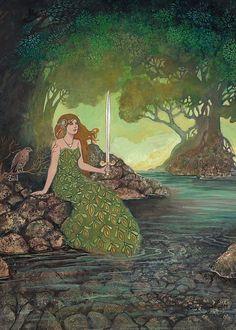 Balivet, Lady of the Lake
