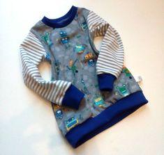 Langarmshirt Roboter * Gr. 86 * Jungenshirt Sweatshirt Kind Mode, Baby Car Seats, Arm, Etsy, Children, Sweaters, Shirts, Fashion, Robotics