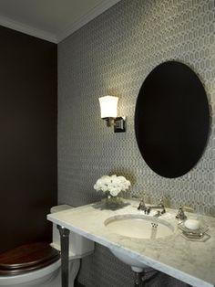 Pac Heights Residence - bathroom - san francisco - Lizette Marie Interior Design