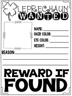 Leprechaun Wanted ac