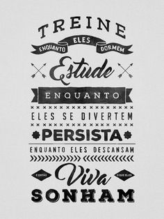 Eu dou a minha alma pois sei que a recompensa que Deus tem pra mim será gratificante Motivational Phrases, Inspirational Quotes, Monólogo Interior, Interior Ideas, Go For It, Sentences, Typography, Positivity, Letters