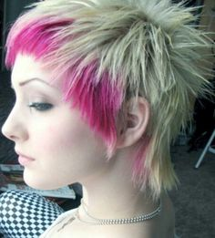 Cool cut nice hint of pink