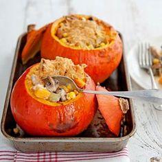 Recept - Halloween-oven-pompoen - Allerhande