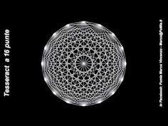 Fototerapia Geometrica con i Tesseract - il Potere della Forma