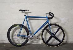 very nice little cannondale track