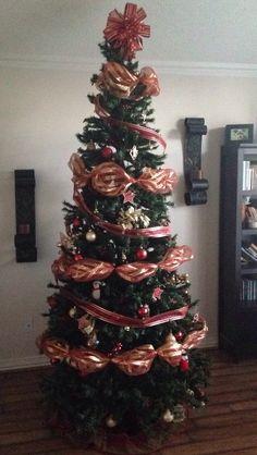 My Christmas tree 2014...by far my favorite!!!