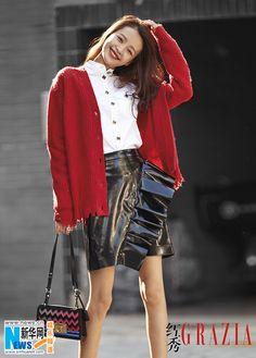 Actress Sun Yi covers fashion magazine | China Entertainment News