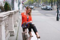 pants - Zara / pullover - Orsay / shoes - Mango / bag & sunglasses - Forever21 / bracelet - Tally Weijl Mango Bags, Tally Weijl, Forever21, Zara, Asian, Pullover, Bracelet, Sunglasses, Pants