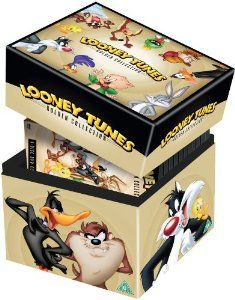 Looney Tunes - The Complete Golden Collection Volumes 1-6 DVD 2011: Amazon.co.uk: Bob Clampett, Friz Freleng, Chuck Jones: Film & TV