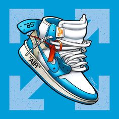 Off White x Air Jordan art collection Which pair would you buy UNC (Blue), Chicago (Red), or Off-white (White)? -Comment below - ***Swipe… Zapatos Nike Jordan, Jordan Sneakers, Air Jordan 1 Unc, Sneakers Wallpaper, Jordan Shoes Wallpaper, Hype Wallpaper, Hypebeast Wallpaper, Sneaker Art, Hype Shoes