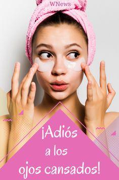 ¡Adiós a los ojos cansados! Las mejores recetas para desaparecer las ojeras Beauty Spa, Beauty Hacks, Tips Belleza, Facial Care, Mary Kay, Fun Facts, Make Up, Skin Care, Instagram