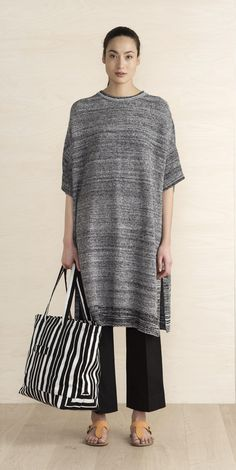Marimekko - Malia linen knit dress