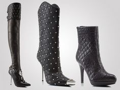 Versace brings out the big boots in its New Fall Winter collection