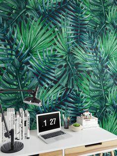 Vinyl Wallpaper, Removable Wallpaper, Peel & Stick 140cm x 278cm – ET126