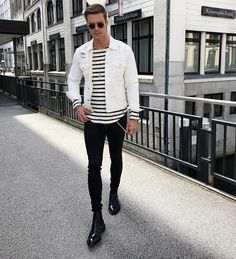 Yay or nay? Follow @mensfashion_guide for more! By @christopherbark #mensfashion_guide #mensguides
