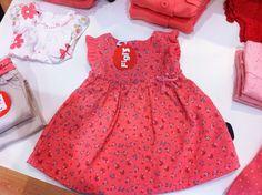 Tendencia romántica... vestidito de niña | Figi's