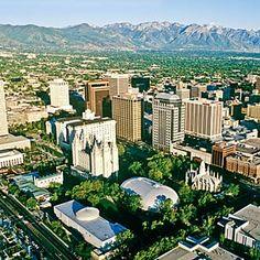 Salt Lake City (© Hoberman Collection/Corbis)
