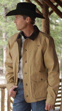 Tan Canvas Jacket