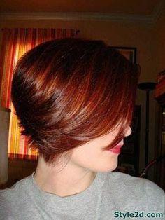 Good hair color ideas for short hair Summer 2014