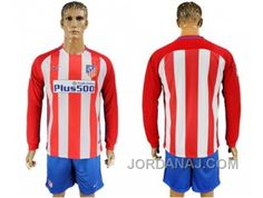 http://www.jordanaj.com/atletico-madrid-blank-home-long-sleeves-soccer-club-jersey.html ATLETICO MADRID BLANK HOME LONG SLEEVES SOCCER CLUB JERSEY Only $20.00 , Free Shipping!