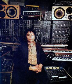 Tomita #electronicmusic #synthesizer #instruments #electroacoustic #sound #synthesis