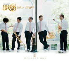 Canadian Brass Takes Flight: Amazon.co.uk: Music