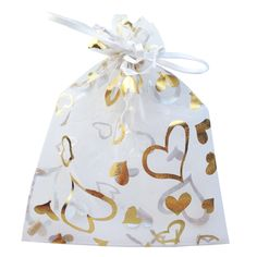 Attractive presentation for gifts and event favors. Ships in 1-2 days from USA