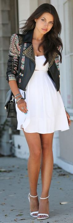 Seriously Studded  by Vivaluxury