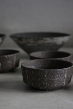 Katsumi Machimura / ceramic table ware