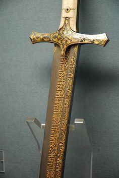 Mehmed the Conqueror sword