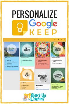 40 Best Google Keep images in 2018 | Google keep, Google