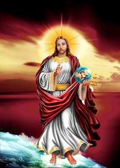 Jésus-Christ Sauveur du Monde